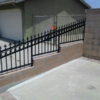 We do: Concrete Block & Wrought Iron work Custom designed to satisfy your imagination.